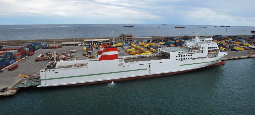 Transporte de vehículos RoRo Canarias